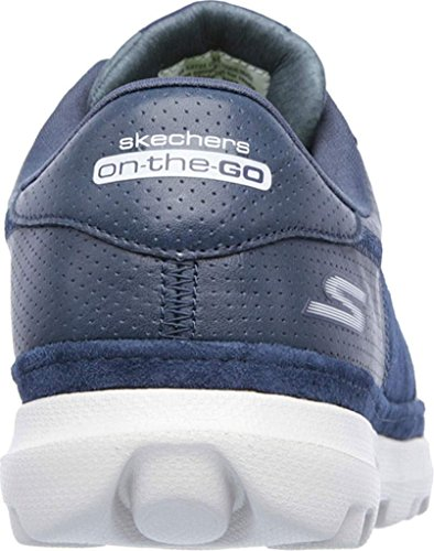 Skechers Mens On The Go Légende Sneaker Marine / Gris