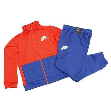 Nike B NSW Track Suit Poly Chándal, Niños: Amazon.es: Ropa y ...