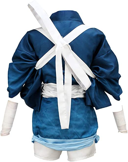 Touken Ranbu Sayo Samonji Casual Clothing Cosplay Costume Full Set All Size New