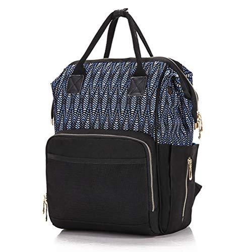 HaloVa Diaper Bag, Baby Nappy Bag, Maternity Mommy Travel Sh