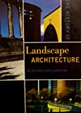 The History of Landscape Architecture: Readings for Larch 60, John Brooks, 0536681309