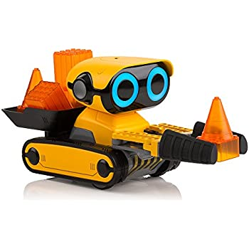 The Botsquad (Amazon Exclusive) - GRiP - the gripping remote control interactive robot toy - by WowWee
