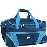 Fila Drone Sm Travel Gym Sport Duffel Bag, Navy/Blue