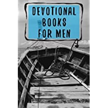 Devotional Books For Men: Blank Prayer Journal, 6 x 9, 108 Lined Pages