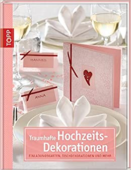 Traumhafte Hochzeits Dekorationen Einladungskarten