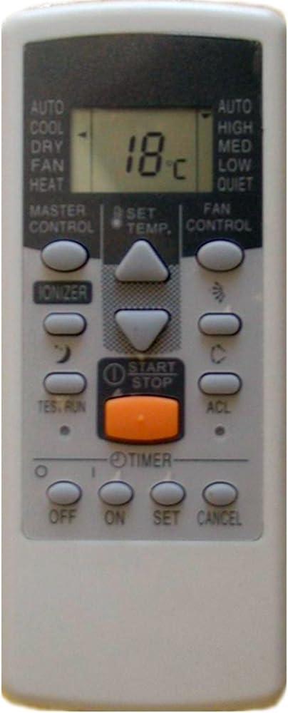 Topiky Nuovo Telecomando di Ricambio Universale per condizionatori dAria Fujitsu