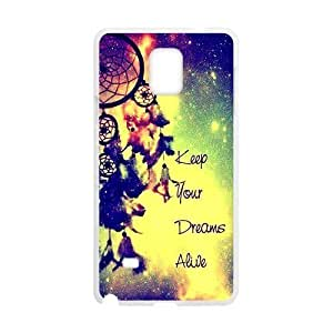 aqiloe diy Distinctive colorful dreamcatch Cell Phone Case for Samsung Galaxy Note4