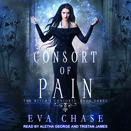Consort of Pain: The Witch's Consorts, Book 3 by Tantor Audio