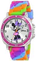 Disney Kids' MN1104 Watch with Tie Dye R...