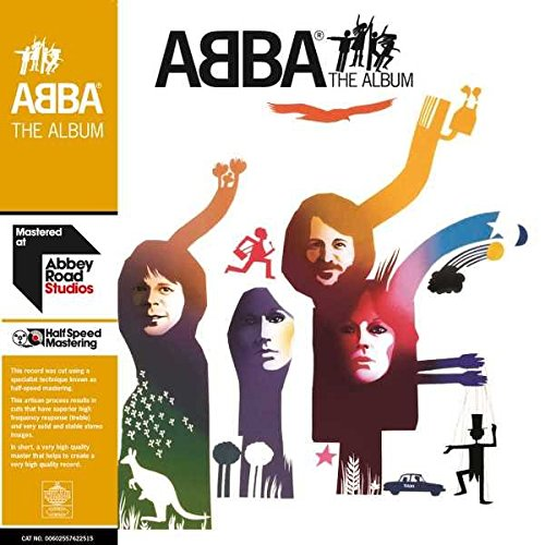 : ABBA: The Album [2 LP][40th Anniversary]