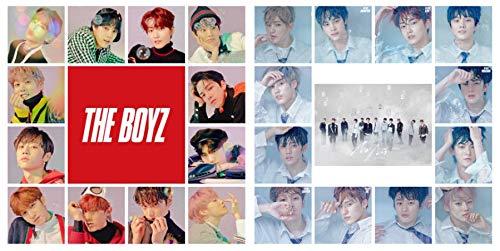 THE BOYZ [THE ONLY] 3rd Mini Album 3 Ver SET+3ea Photo Book+3p Photo Card +3ea Film Frame+3ea Calendar&Frame+2ea Sticker +1ea Custom Sticker(OFF AIR Ver ONLY)+Tracking Number K-POP SEALED