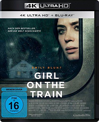 Girl on the Train 4K, 1 UHD-Blu-ray (Laura Prepon The Girl On The Train)