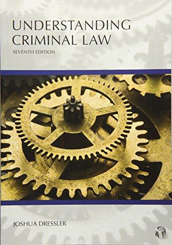 Pdf Law Understanding Criminal Law (2015)