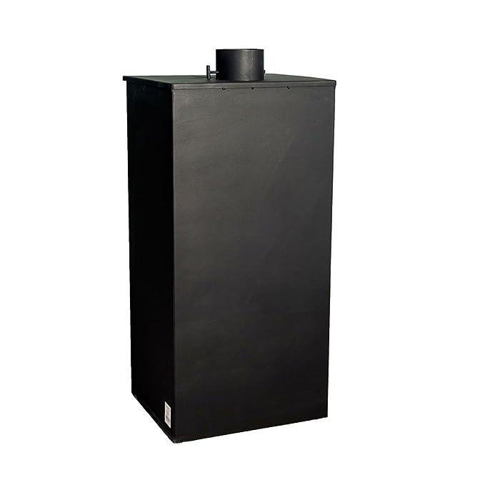 Estufa de leña con horno de Zvezda, modelo MF 10, generación de 10 kW de calor: Amazon.es: Bricolaje y herramientas