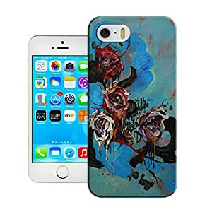 LarryToliver Customizable Cute Custom Hard Plastic Back Case Cover for Graffiti iphone 5/5s wangjiang maoyi