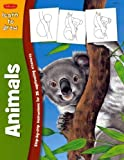 Learn to Draw Wild Animals, Walter Foster Publishing Staff, 1600583555