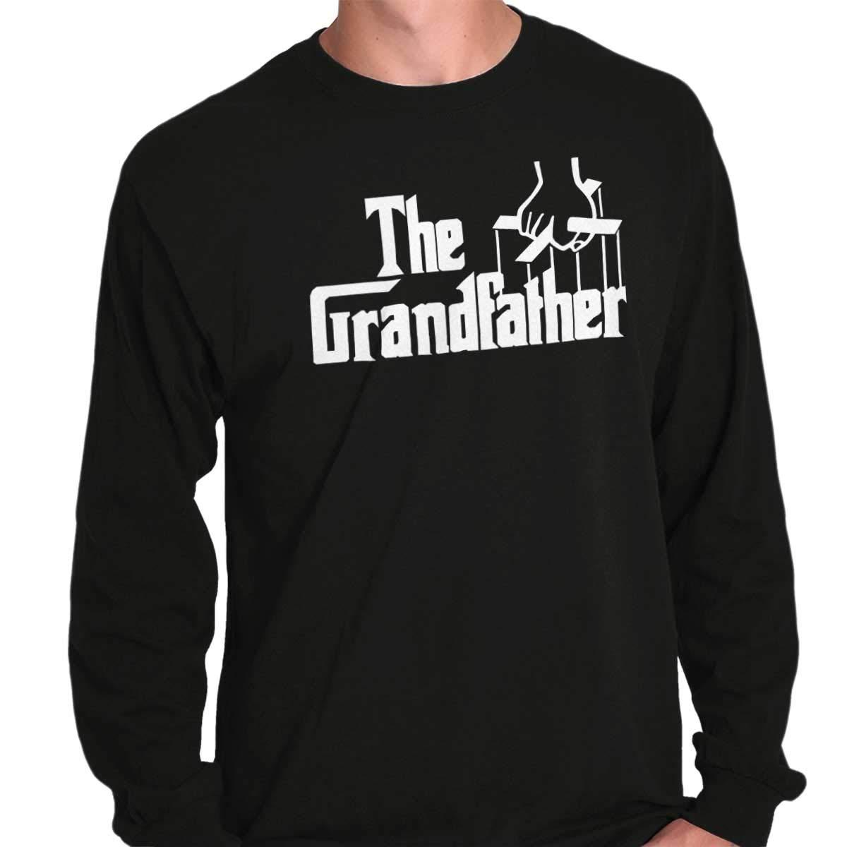 Grandfather Classic Italian Mafia Movie Ts Shirts