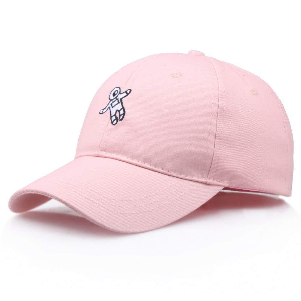 C JINRMP Unisex Fashion Dad Hat Astronaut Emberoidery Baseball Cap 4 colors Available Snapback Hats