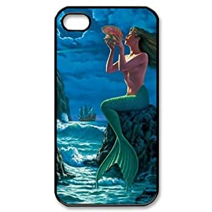 The Little Mermaid Case for Iphone 4/4s Petercustomshop-IPhone 4-PC01478