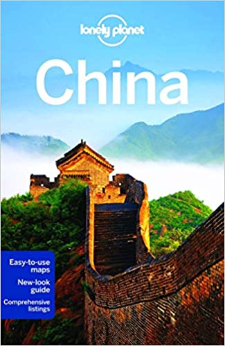 The Lonely Planet China (Travel Guide) travel product recommended by Becca Siegel on Lifney.