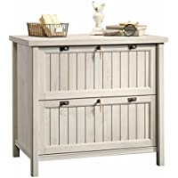 Pemberly Row 2 Drawer Lateral File Cabinet in Chalked Chestnut