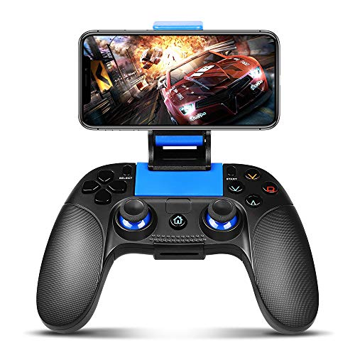 Mobile Game Controller,Bigaint Wireless Bluetooth Controller Gamepad Compatible with Android/iOS