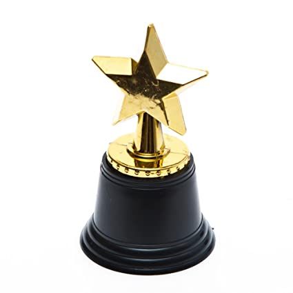 Gold Star Trophy Award