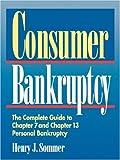 Consumer Bankruptcy, Henry J. Sommer, 0471585270