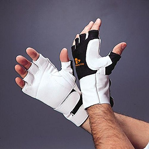 Impacto Ergonomic Anti-Impact Glove with Wrist Support - Large by Impacto (Image #1)