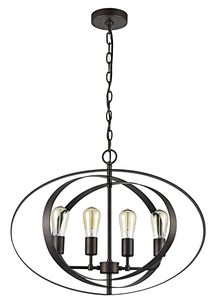 chloe lighting ch59073rb24 up4 24 osbert industrial style 4 light Hunter Ceiling Fans chloe lighting ch59073rb24 up4 24 osbert industrial style 4 light ceiling pendant one size rubbed bronze amazon