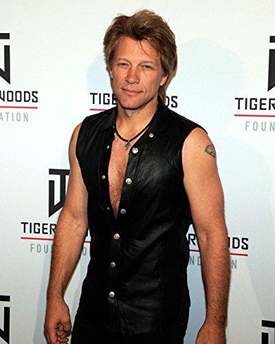 Home Made Jon Bon Jovi 8 x 10 8x10 GLOSSY Photo Picture IMAGE #4 -