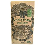 "Anna Park Yerba Mate - Organic - 1.1 LB / 500 g / 17.6 oz 11 A TRADITIONAL TEA: Yerba Mate has been used for centuries in South America as a natural stimulant to support mental clarity and focus. Described as offering ""the strength of coffee, benefits of tea, and the euphoria of chocolate"". Anna Park Yerba Mate is a powerful and all natural, appetite curbing tea that provides energy, improves digestion and boosts your immune system. HIGHEST QUALITY AND PURITY: Our Yerba Mate is certified 100% organic, naturally gluten free and vegan without any artificial flavors or colors. Sustainably farmed, sourced from Argentina and naturally caffeinated. This exquisite Yerba Mate is produced over 3 years, protecting ecological reserve and environment. VITAMIN & MINERALS PACKED: Anna Park Yerba Mate is rich in vitamins A, C, E, B1, B2, B3, B5, and B Complex. Also contains Calcium, Manganese, Iron, Selenium, Potassium, Magnesium, Silicon, Phosphorus. 15 Amino Acids, Fatty Acids, Chlorophyll, Flavonoids, Polyphenols, and traces minerals."
