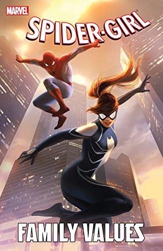 Spider-Girl: Family Values (Spider-Girl (2010-2011) Book -