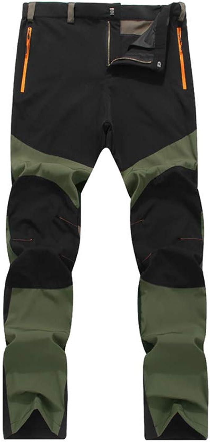 LIOOBO Pantalones Deportivos Pantalones elásticos de Gore ...