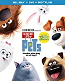 #8: The Secret Life of Pets (Blu-ray + DVD + Digital HD)