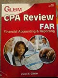 Cpa Fin Acad 2013, Irvin N. Gleim, 1581942729