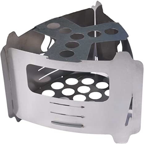 Hornillo Bushbox Ultralight