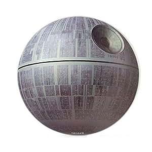 Star Wars Death Star Cutting Board - Non Slip Feet - Made of Toughened Glass