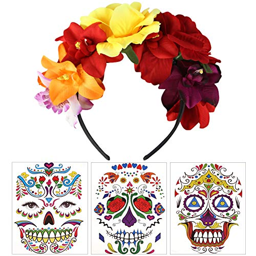 Perfect for Sugar Skulls lover like Me!!!