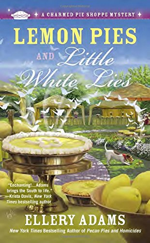 book cover of Lemon Pies and Little White Lies