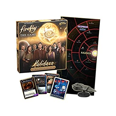 Firefly Board Game: Kalidasa Expansion Board Game