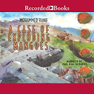 A Case of the Exploding Mangoes Audiobook