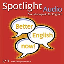 Spotlight Audio - Word partnerships. 2/2011. Englisch lernen Audio - Kollokationen