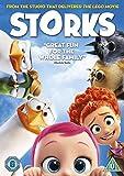 Storks [DVD + Digital Download] [2016]