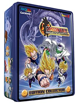 Bandai - Cartas de Dragon Ball Z, Estuche de Cartas: Amazon ...