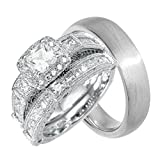 Fx Wedding Ring Sets - Best Reviews Guide