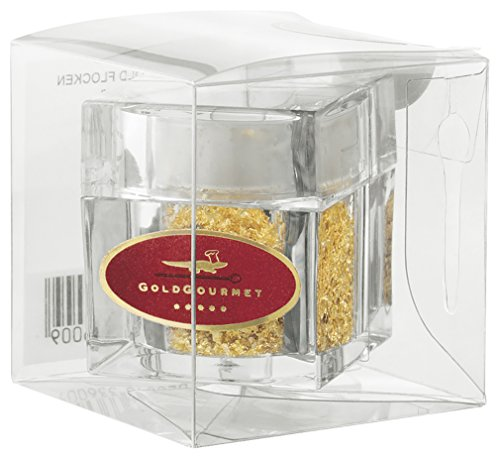 edible-gold-leaf-flakes-in-clear-acrylic-cube-shaker-100mg