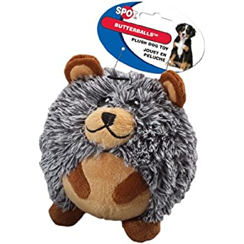 Amazon.com : Ethical Pet Butterballs Dog Toy, 4-Inch