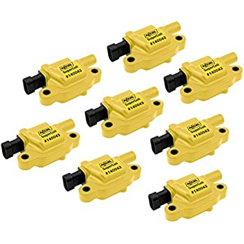 ACCEL 140043-8 Ignition SuperCoil Set (Pack of 8)