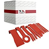 Car Interior Trim Removal Tool Set, 11 Pieces, Universal Application For Removing Interior Panels For Repairs or Car Stereo Installation, Nylon Construction Won't Damage Interior Panels T1A-F1011
